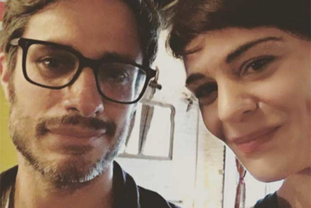 Gael Garcia Bernal Was Kicking it at Duck Duck Bar in East Williamsburg Last Week — Arts & Culture on Bushwick Daily