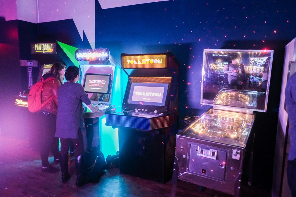 An Indie Arcade Bar Opened on the Bushwick and Bed-Stuy Border this Weekend — Business on Bushwick Daily