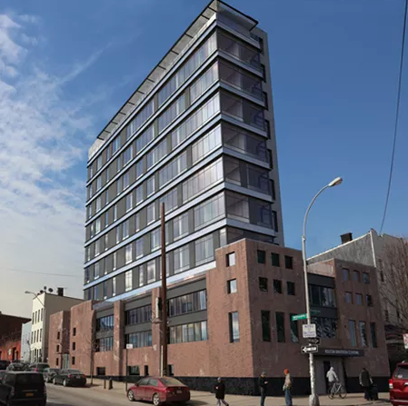 Maria Hernandez Park Will Get Its First High-Rise  — News on Bushwick Daily
