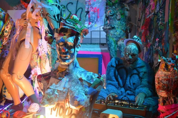 MoMA PS1 Warm Up DJ will Be Performing Live at Bushwick's 'The Living Installation' this Weekend  — Arts & Culture on Bushwick Daily