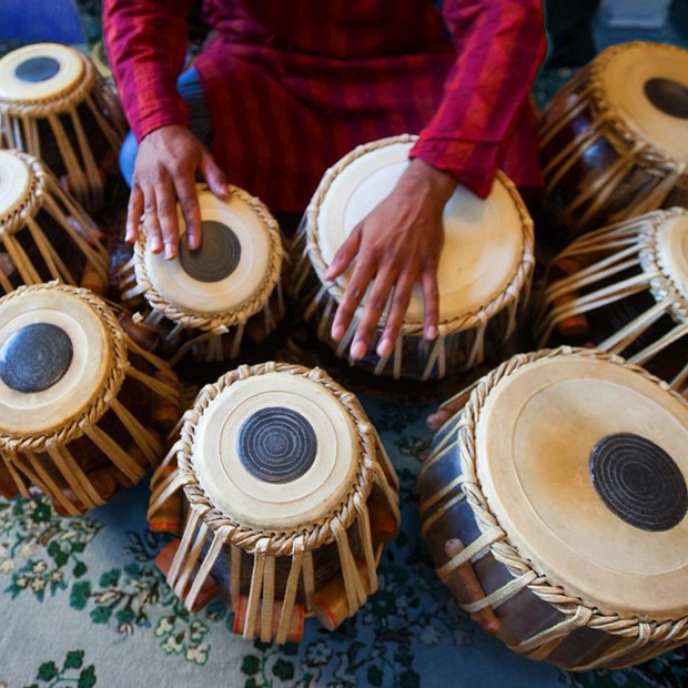 The Art of Tabla: Bushwick Musician Teaches Traditional North Indian Drums  — Community on Bushwick Daily