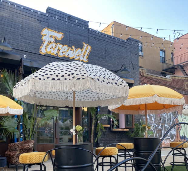 New Bar Farewell and La Window Crêperie Open on Troutman Street — Food and Drink on Bushwick Daily
