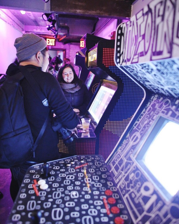 Indie Arcade Collective is Taking Over Bushwick's DIY Space Secret Project Robot — Business on Bushwick Daily