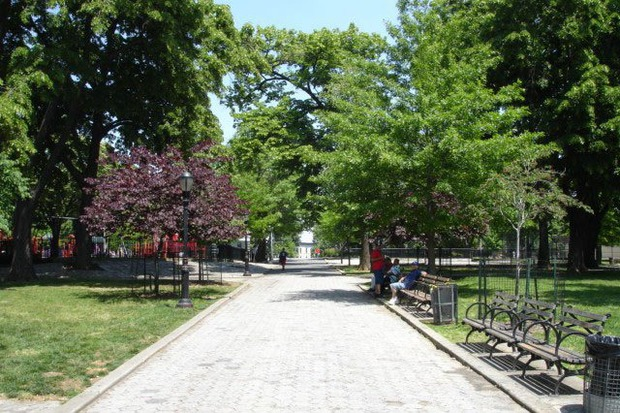 Maria Hernandez Park Will Get A Synthetic Soccer Field and a Misting Station in the Future — Community on Bushwick Daily