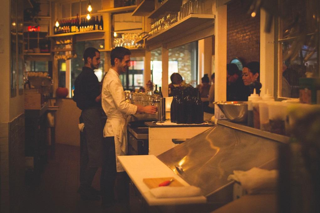 Wood-Fired Pizzeria Santa Panza Is Open off Kosciuszko! — Restaurants on Bushwick Daily