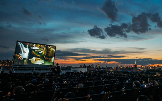 Watch Movies Under the Stars at This Summer's Rooftop Cinema Club Screenings — Arts & Culture on Bushwick Daily