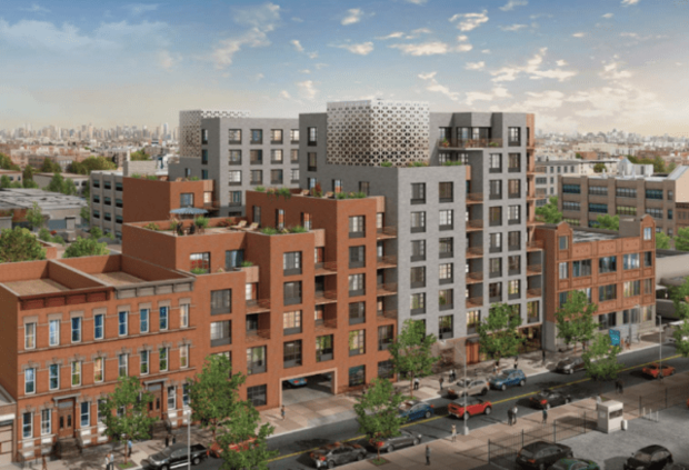 A Huge Mixed-Income Apartment Building on DeKalb Avenue Is in the Works — Real Estate on Bushwick Daily