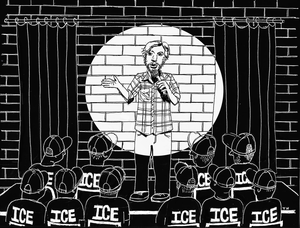 Political Dementia: An Interview with Jake Flores of Pod Damn America and the Yoko — Arts & Culture on Bushwick Daily
