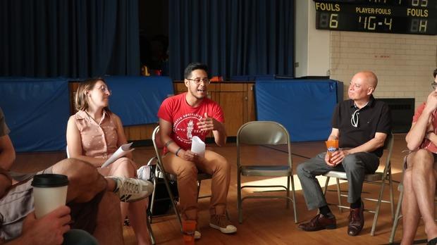 Boris Santos: Williamsburg Native & Salazar Staffer Sets Sights on Assembly Member Seat  — Politics on Bushwick Daily
