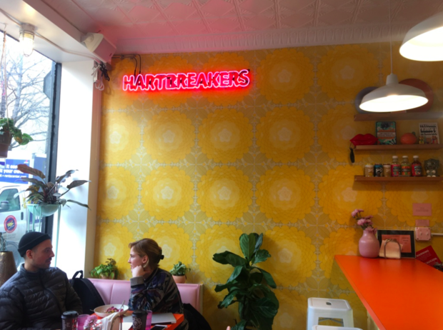 Hartbreakers Brings Plant Based Food and Good Vibes to Bushwick — Food and Drink on Bushwick Daily