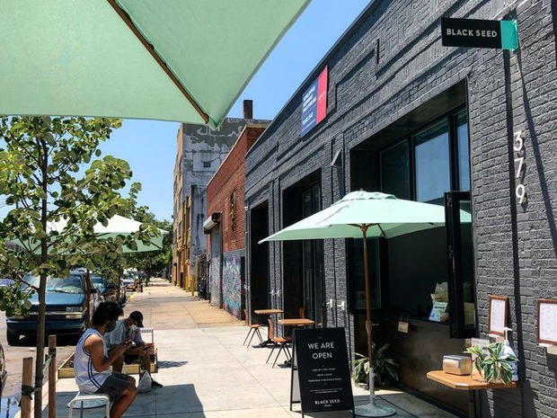 NYC Bagel Chain Black Seed Brings Montreal Flavor to Bushwick — Food and Drink on Bushwick Daily