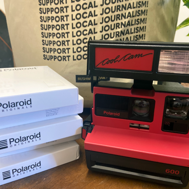 Brooklyn Film Camera & Bushwick Daily Present: Polaroid 600 Camera Giveaway! — Contests on Bushwick Daily