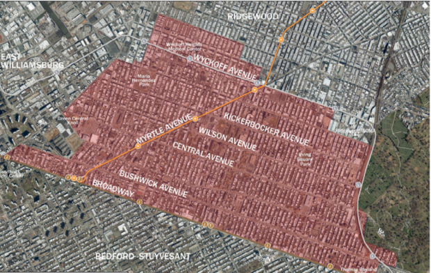 The Department of City Planning Presented the Bushwick Rezoning Plan  — News on Bushwick Daily