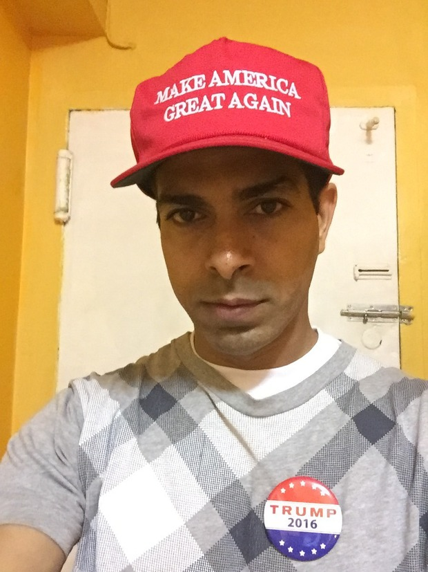 This Dominican Delivery Man in Bushwick Really, Really Loves Trump  — Community on Bushwick Daily