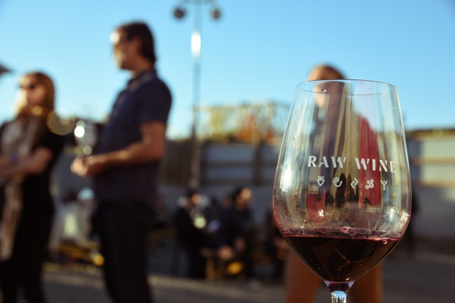 Photos: Sommeliers and Oenophiles Gather in East Williamsburg for America's First Raw Wine Fair — Restaurants on Bushwick Daily