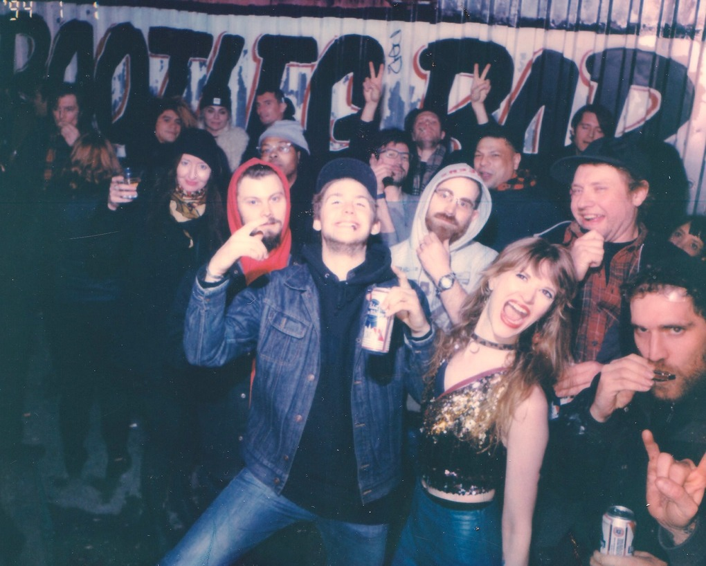 PHOTOESSAY: Bootleg Bar in Bushwick Celebrated 4 Years of Cheap, Liver-Killing Combos — Bars on Bushwick Daily