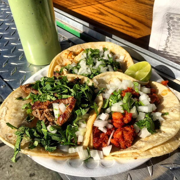 Taco Tour: Taqueria Oaxaqueños Is a Secret Bushwick Gem — Food and Drink on Bushwick Daily