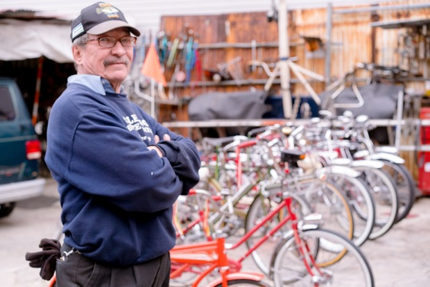 Eddie's Bike Shop in Bushwick Is a Great Place to Get Cheap Wheels and Have a Warm Conversation — Community on Bushwick Daily