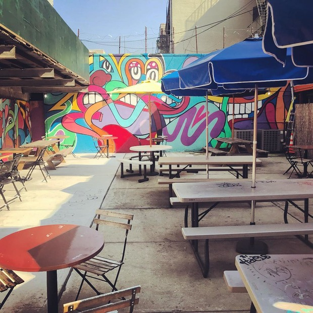Bushwick Bars with Outdoor Areas Part Two — Guides on Bushwick Daily