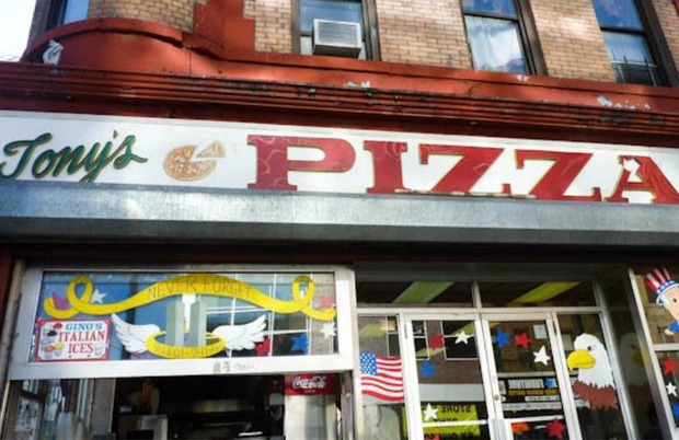 Tony's Pizza: 40 Years in Bwick — Restaurants on Bushwick Daily