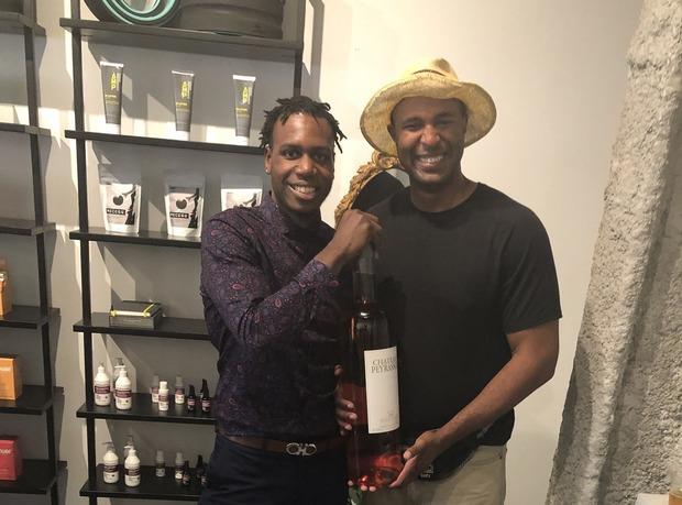 NBA Player & Seven Footer Start Apothecary for Athletes in Bushwick — Mind and Body on Bushwick Daily
