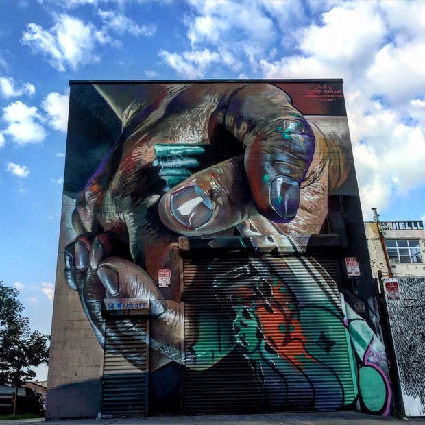 The Short Documentary About The Bushwick Collective Drives The Gentrification Point Home — Arts & Culture on Bushwick Daily