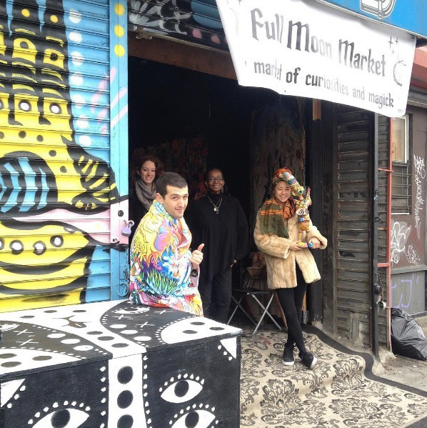 Fire Department Shuts Down Bushwick's Occult Bookstore Catland  — Community on Bushwick Daily