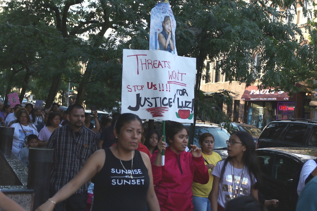 The Bushwick Community Demands Justice for Luz Gonzalez — News on Bushwick Daily