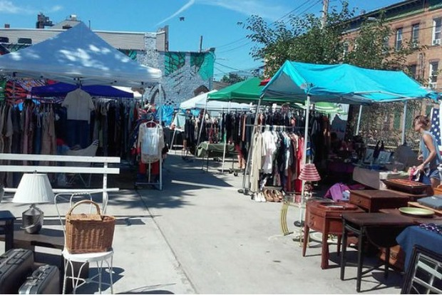 Bushwick Flea Leaves Bushwick for an Undisclosed Location in East Williamsburg — Fashion and Shopping on Bushwick Daily