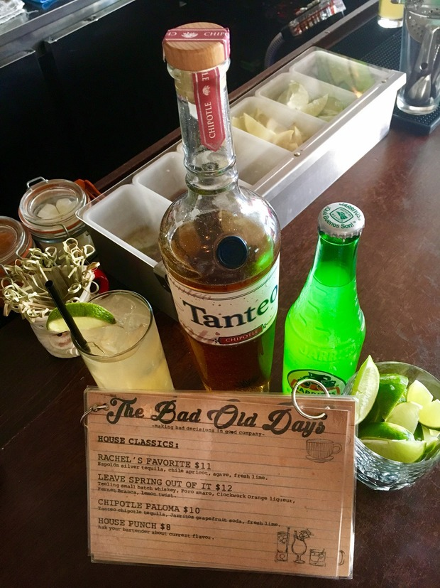 The Bad Old Days Shares the Recipe for Their Refreshing Chipotle Paloma — Food and Drink on Bushwick Daily