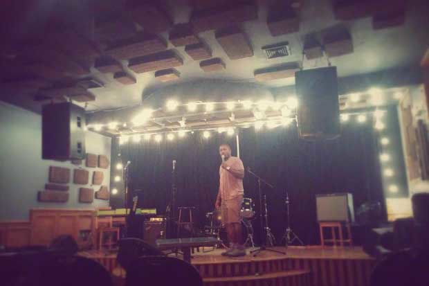 Hannibal Buress Surprises the Crowd at The Footlight's Inaugural NYC Talent Show — People on Bushwick Daily
