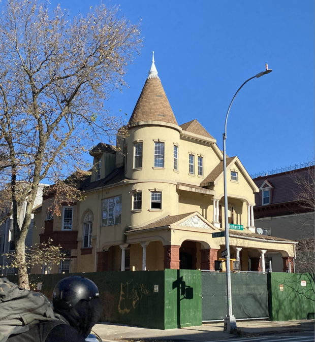 Demolition Set for Mansion on Bushwick Ave Historic Corridor to Make Way for New Apartment Building — News on Bushwick Daily