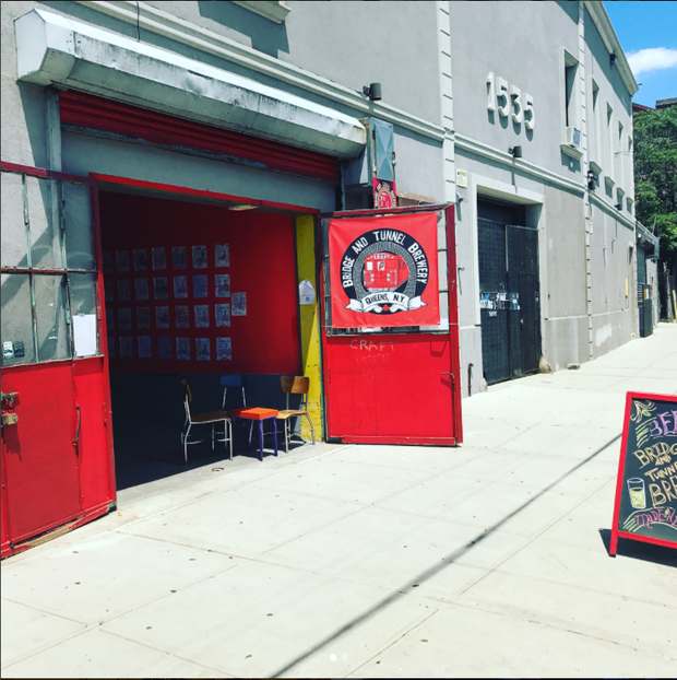 There's a Story Behind Each of Bridge & Tunnel Brewery's $5 Pints — Bars on Bushwick Daily