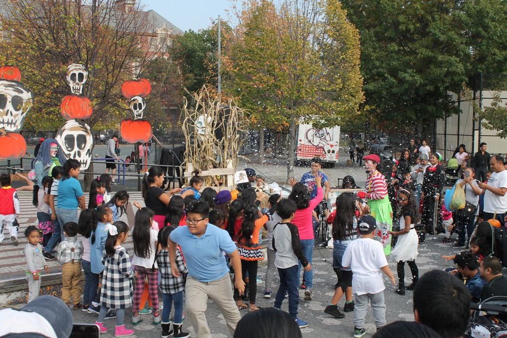Photos: ¡Calabazafest! 2016 Brings Spooky Delight to Bushwick — Arts & Culture on Bushwick Daily