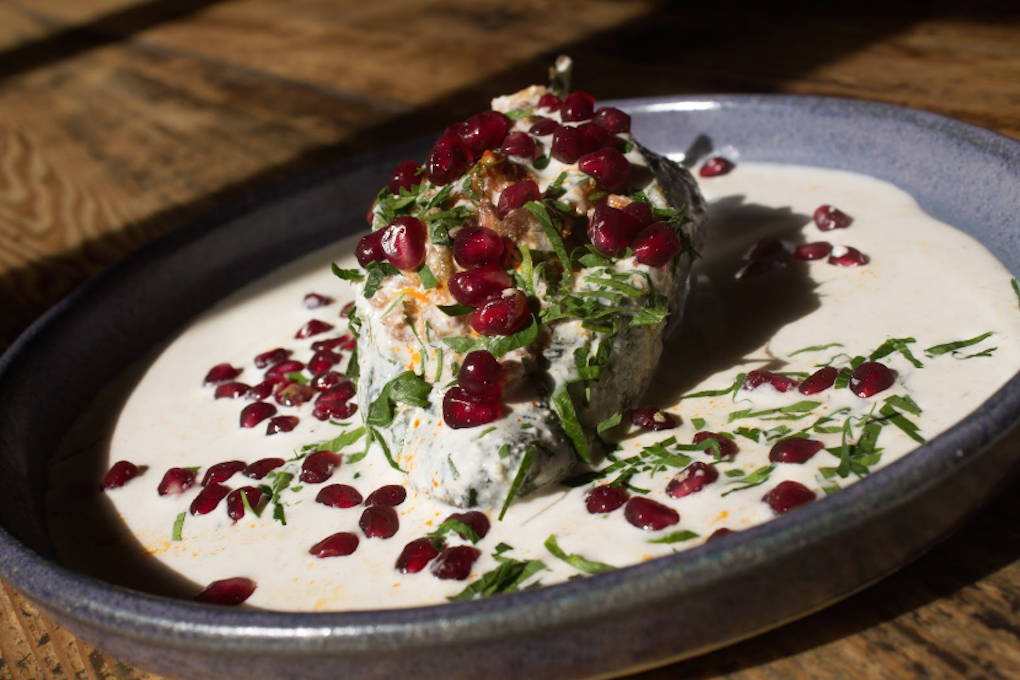 At Mesa Coyoacan, Chef Ivan Garcia Brings Chiles en Nogada to Brooklyn — Food and Drink on Bushwick Daily