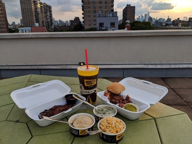Dickey's Barbecue Brings A Taste of Texas Right to Your Door — Sponsored on Bushwick Daily
