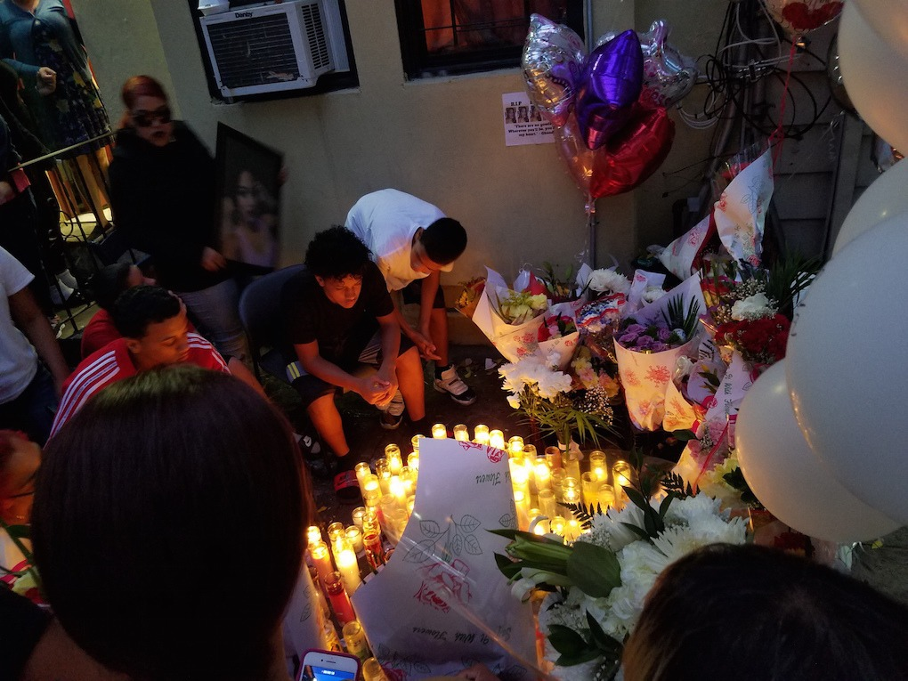 The Bushwick Community Mourns 24 Year Old Victim Of Domestic Violence  — News on Bushwick Daily