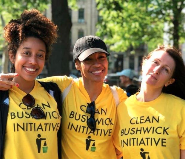 Clean Bushwick Initiative Steps in to Address Neighborhood Trash Pile-Ups — Arts & Culture on Bushwick Daily