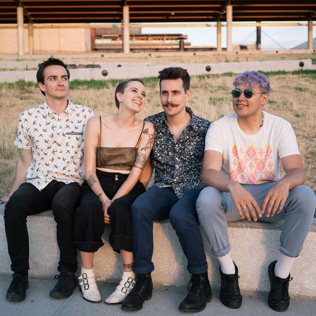 "Required Summer Listening: UV Rays' New EP ""The Right Stuff"" — Bushwick Bandstand on Bushwick Daily"