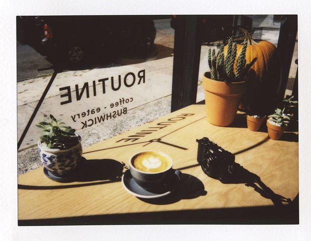 Routine, a Coffee and Brunch Spot off the Wilson L Stop, Has Permanently Closed — Food and Drink on Bushwick Daily