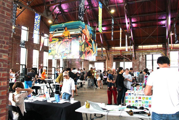 """An IRL """"Internet Black Market"""" Will Return to Knockdown Center This Fall — Arts & Culture on Bushwick Daily"""