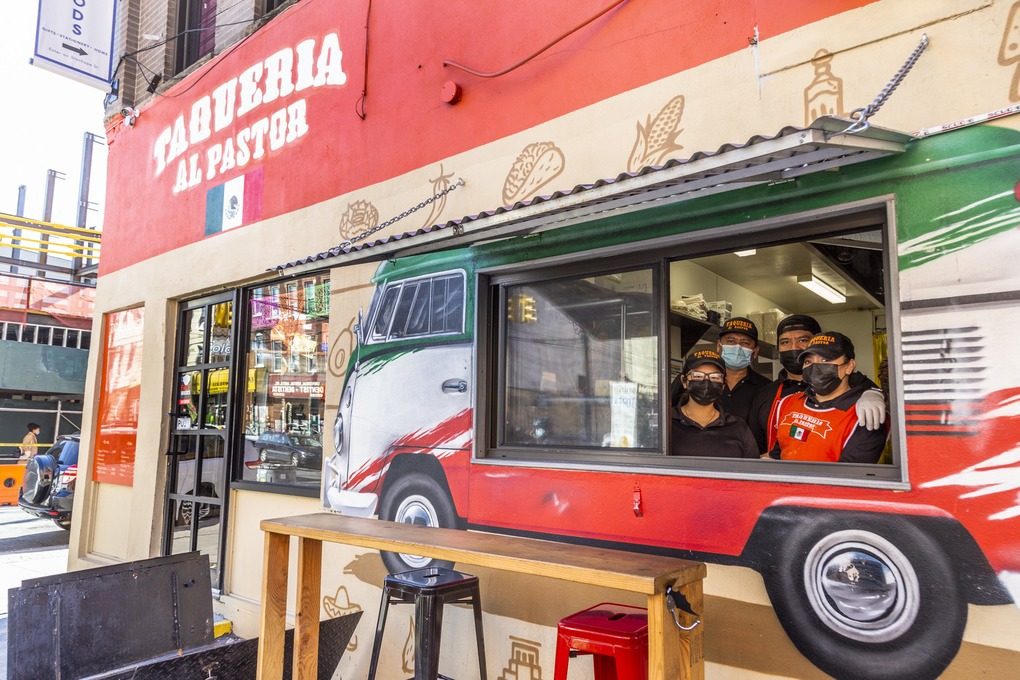 Hot New Restaurant: Taqueria Al Pastor Serves Authentic Pueblan Tacos in Bushwick — Food and Drink on Bushwick Daily