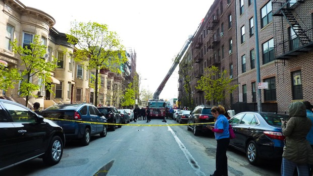 UPDATE: A Firefighter Died After a Fall from a Burning Ridgewood Building  — News on Bushwick Daily