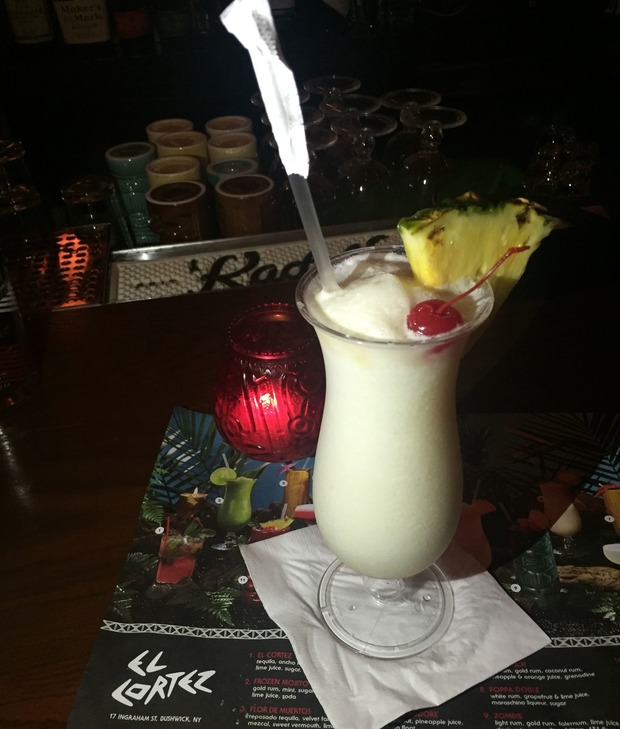 El Cortez's 'The Commodore' Tops the Reader Poll for Best Summer Cocktail — Food and Drink on Bushwick Daily