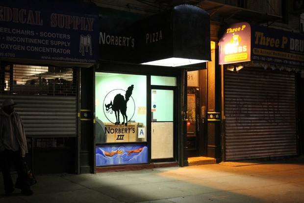 Pizza and Beer Picnic, Anyone? With New Tavern License, Norbert's Will Serve Both Slices and Brews — Restaurants on Bushwick Daily