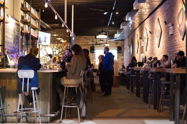 Lantern Hall, Home of Bushwick's Best Burger, Introduces 50 cent Wings — Restaurants on Bushwick Daily