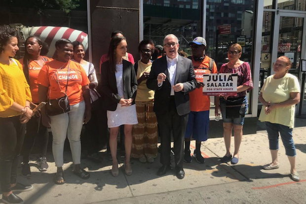 Senate Candidate Julia Salazar Keeps Bringing in the Endorsements  — News on Bushwick Daily