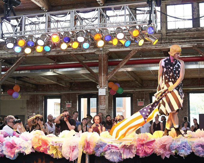 The Sixth Annual Bushwig Drag Festival Returns This Weekend to Knockdown Center — Arts & Culture on Bushwick Daily