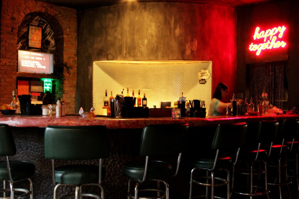 Catch a Sneak Peek of Mood Ring, Bushwick's Brand New Astrology- Themed Cocktail Bar — Bars on Bushwick Daily