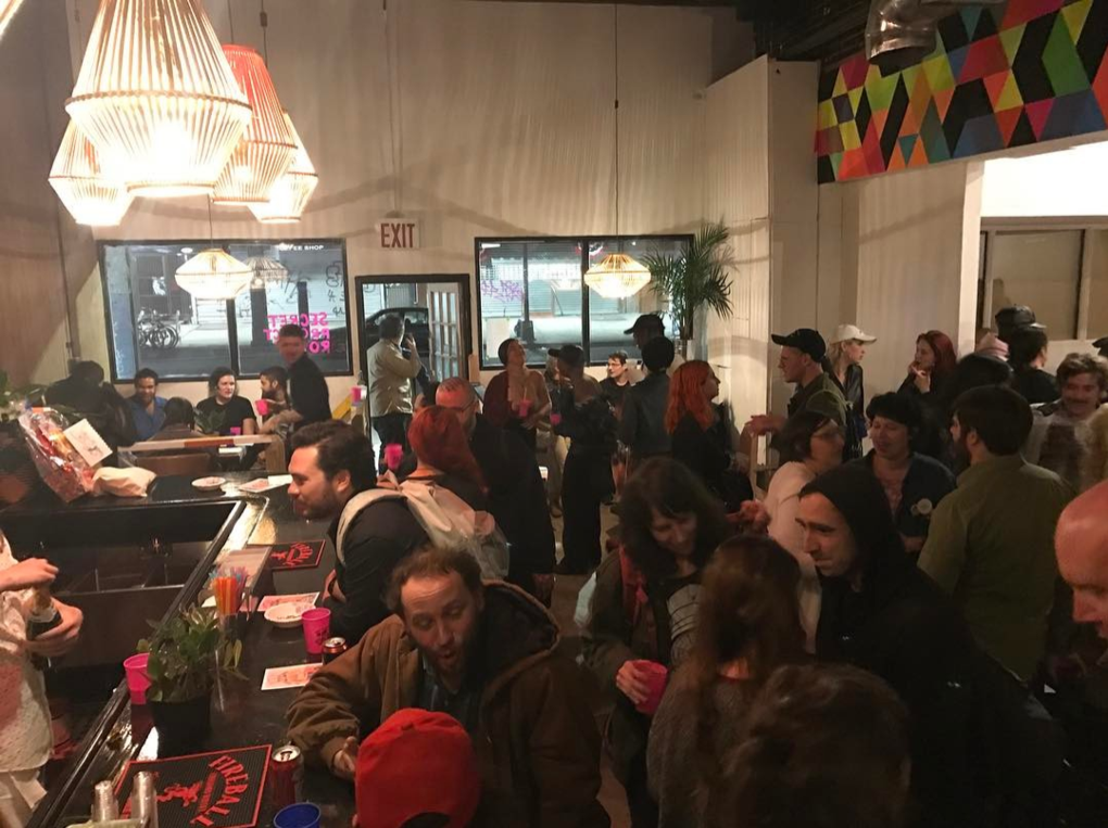Secret Project Robot Announces Triumphant Bushwick Return  — Arts & Culture on Bushwick Daily